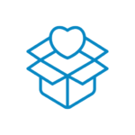 box with heart icon