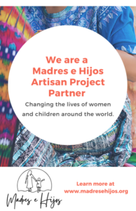 Madres e Hijos artisan project member banner